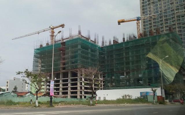 """Dự án cao ốc hơn 40 tầng nằm """"đắp chiếu"""" trên đất vàng Đà Nẵng - Ảnh 2."""