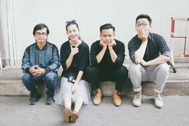 Gặp nhóm chiến thắng 1 tỷ đồng cuộc thi làm phim của Vingroup: Chúng tôi muốn đưa phim hoạt hình Việt ra thế giới - Ảnh 7.