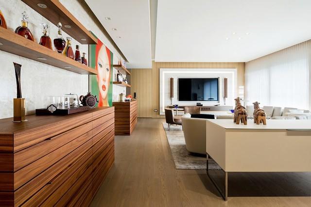 Căn hộ có 1 phòng khách rộng rãi, tân tiến - Ảnh 7.