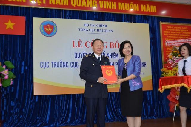 Ông Đinh Ngọc Thắng giữ chức Cục trưởng Cục Hải quan TP.HCM - Ảnh 1.