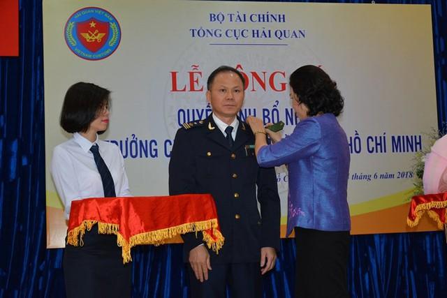Ông Đinh Ngọc Thắng giữ chức Cục trưởng Cục Hải quan TP.HCM - Ảnh 2.