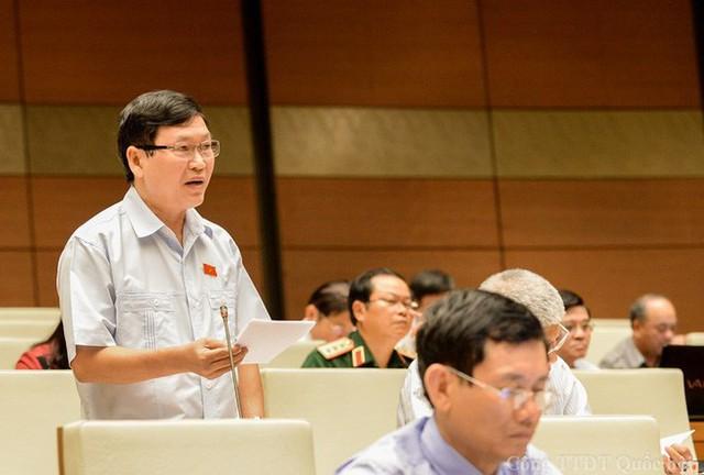 ĐBQH: Giám đốc Công an Hà Nội, TP.HCM chỉ nên đeo hàm Thiếu tướng - Ảnh 2.