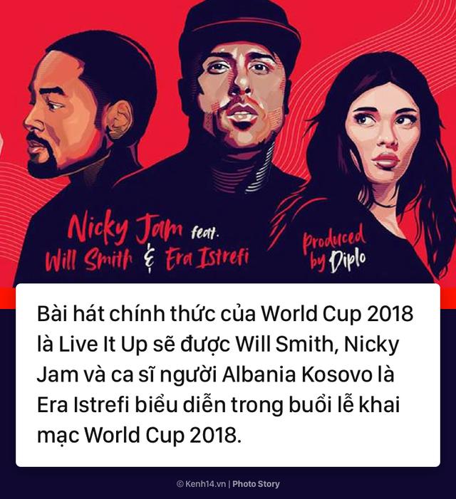 Có gì thú vị để chờ đợi ở lễ khai mạc World Cup 2018? - Ảnh 6.