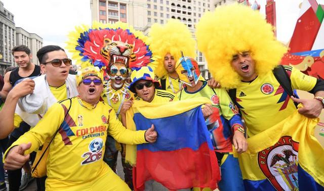 Fan thế giới tạo ra bầu không khí lễ hội ở Nga trong ngày khai mạc World Cup 2018 - Ảnh 8.