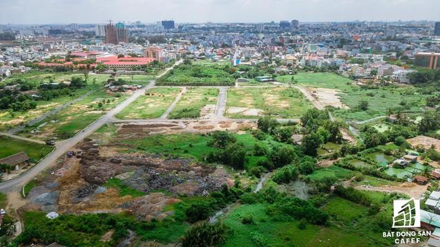 Toàn cảnh Dự án Khu dân cư Bắc Rạch Chiếc (TP.HCM) đầu tư 20 năm không xong, vừa bị yêu cầu thanh tra - Ảnh 5.