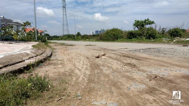Toàn cảnh Dự án Khu dân cư Bắc Rạch Chiếc (TP.HCM) đầu tư 20 năm không xong, vừa bị yêu cầu thanh tra - Ảnh 16.