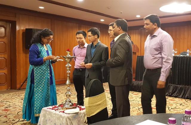 Việt Nam khẳng định vị thế tại triển lãm CES 2018 với loa thông minh MILO - Ảnh 1.