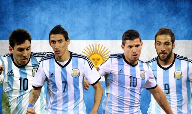 Argentina vs Iceland: Messi đối đầu những người Viking - Ảnh 1.
