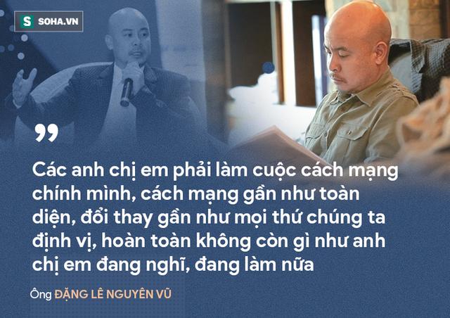 Ông Đặng Lê Nguyên Vũ bất ngờ tái xuất hiện trong phần lễ đậm đặc không khí tâm linh - Ảnh 3.