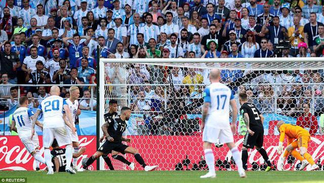 Trước những chiến binh Viking, Messi cúi mặt hát bài Đừng khóc cho tôi, Argentina - Ảnh 18.