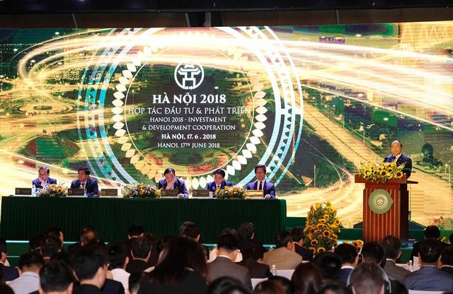 Thủ tướng chỉ ra động lực tăng trưởng mới cho Hà Nội - Ảnh 2.
