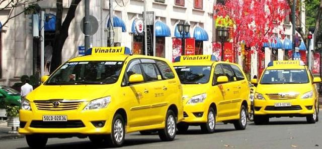Hai hãng taxi ở Sài Gòn bắt tay quyết đấu Grab? - Ảnh 2.