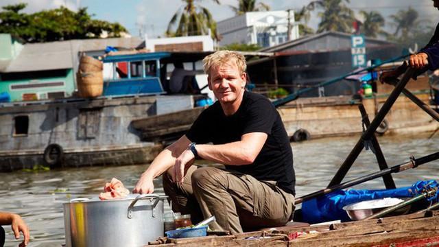 Hủ tiếu Việt Nam lên cả sóng truyền hình Mỹ và được đầu bếp lừng danh Gordon Ramsay khen ngon hết lời - Ảnh 2.