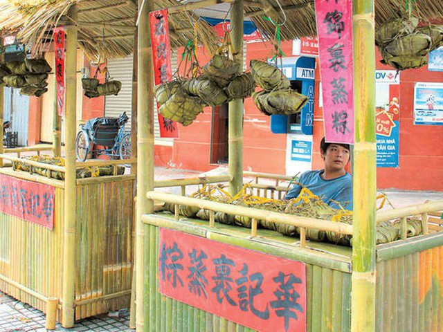 Tết Đoan Ngọ ở Sài Gòn có bánh bá trạng ú ụ tôm thịt trứng muối và đây là những địa chỉ để bạn tìm mua - Ảnh 17.