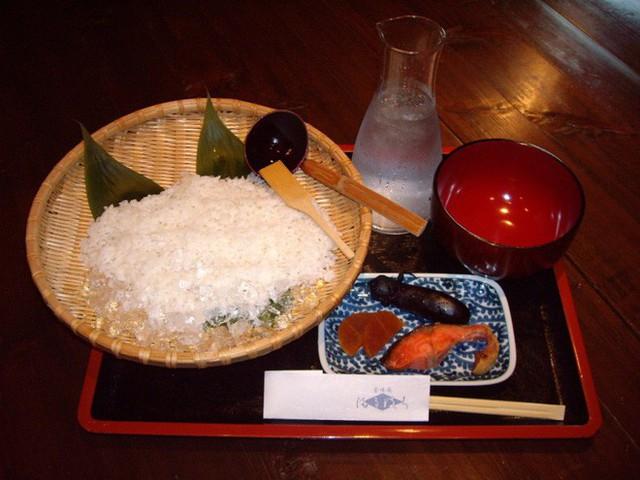 Cơm chan nước lạnh – đặc sản giải nhiệt mùa hè độc đáo ở Nhật Bản - Ảnh 4.