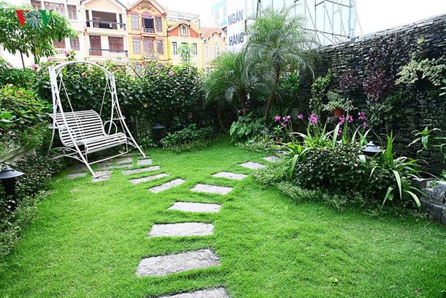 Kinh nghiệm thiết kế sân vườn đẹp - Ảnh 8.