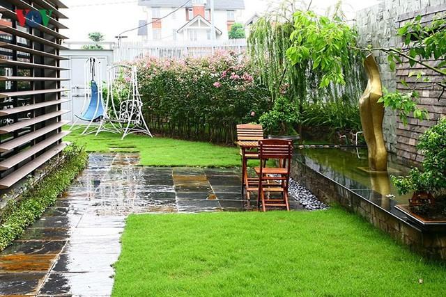Kinh nghiệm thiết kế sân vườn đẹp - Ảnh 9.