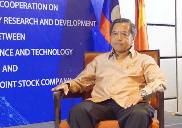Lào thúc đẩy xây dựng chính phủ vận hành bằng blockchain đầu tiên ở Đông Nam Á - Ảnh 3.