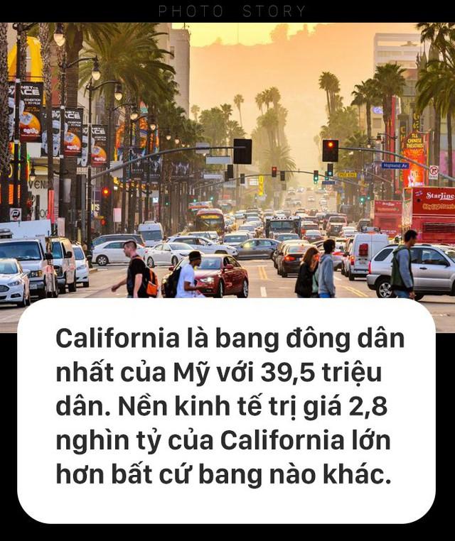 [PHOTO STORY] California với nền kinh tế nghìn tỷ sẽ tách làm 3 sau tháng 11? - Ảnh 1.