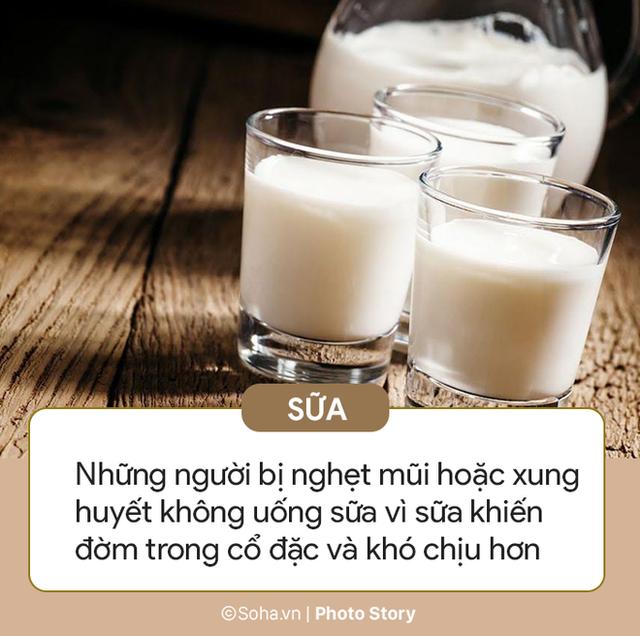 Những thực phẩm không nên ăn khi bị ốm: Mọi người sai lầm dùng 2 thứ, bệnh mãi không khỏi - Ảnh 2.