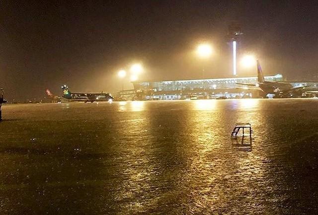 Đề xuất chống ngập sân bay Tân Sơn Nhất bằng máy bơm siêu khủng  - Ảnh 3.