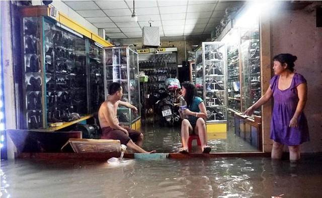 Đề xuất chống ngập sân bay Tân Sơn Nhất bằng máy bơm siêu khủng  - Ảnh 4.