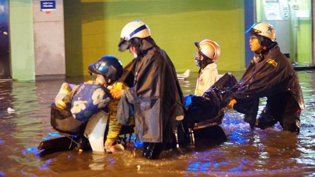 Đề xuất chống ngập sân bay Tân Sơn Nhất bằng máy bơm siêu khủng  - Ảnh 5.