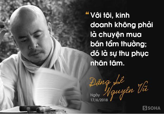 Những thông điệp không đơn giản sau sự tái xuất của ông Đặng Lê Nguyên Vũ - Ảnh 6.