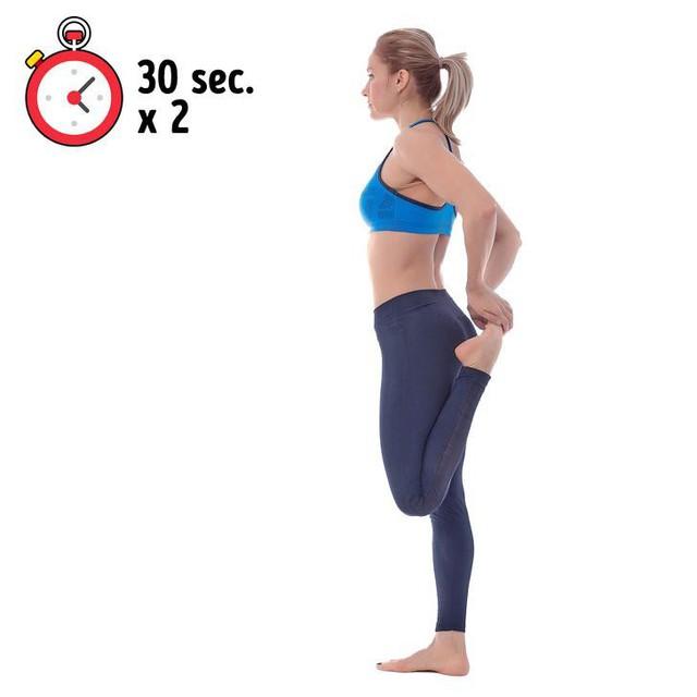 Bài tập đơn giản giúp xua tan chứng đau lưng khó chịu chỉ trong 10 phút - Ảnh 8.