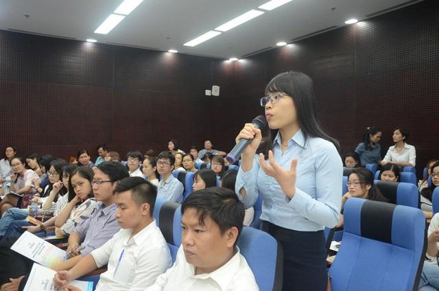 Chủ tịch Đà Nẵng: Giám đốc Sở, chủ tịch quận không quan tâm đến nhân tài - Ảnh 1.