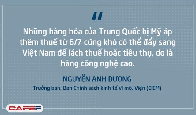 Chiến tranh thương mại Mỹ - Trung Quốc ảnh hưởng tới Việt Nam: Tác động trực tiếp chưa nhiều nhưng gián tiếp rất khó lường! - Ảnh 3.