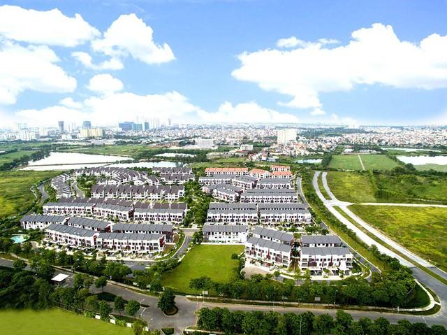 Tân Hoàng Minh xây những con phố gần nghìn tỷ, đổi 20ha đất vàng quận Hoàng Mai - Ảnh 2.