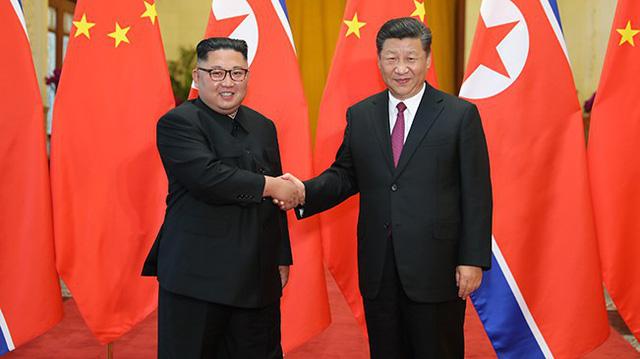 3 chuyến thăm Trung Quốc từ bí mật tới công khai, ông Kim Jong-un phát đi thông điệp gì? - Ảnh 1.