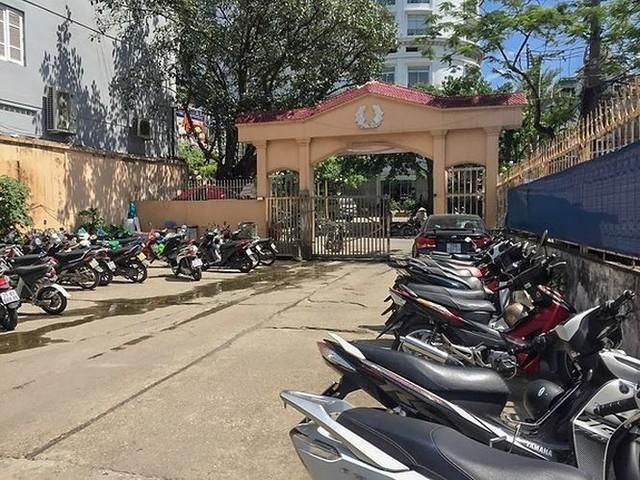 Bên trong khu đất trụ sở cũ của Thanh tra Chính phủ sắp thành cao ốc - Ảnh 3.