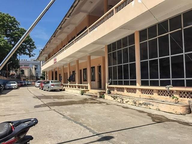 Bên trong khu đất trụ sở cũ của Thanh tra Chính phủ sắp thành cao ốc - Ảnh 4.