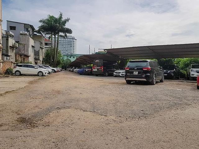 Sau 'lệnh' Chủ tịch Hà Nội, bãi xe lậu trên đất vàng vẫn vận hành - Ảnh 5.