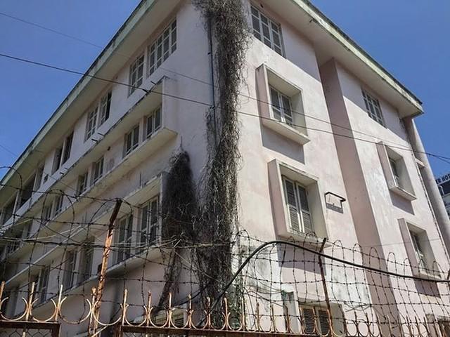 Bên trong khu đất trụ sở cũ của Thanh tra Chính phủ sắp thành cao ốc - Ảnh 6.
