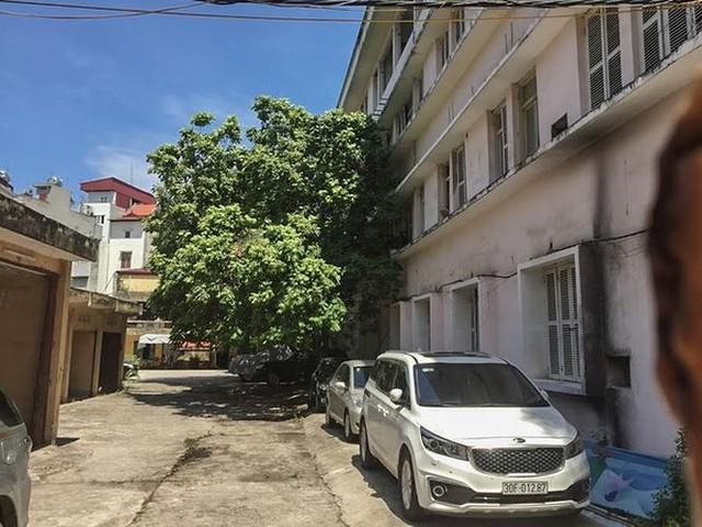 Bên trong khu đất trụ sở cũ của Thanh tra Chính phủ sắp thành cao ốc - Ảnh 8.