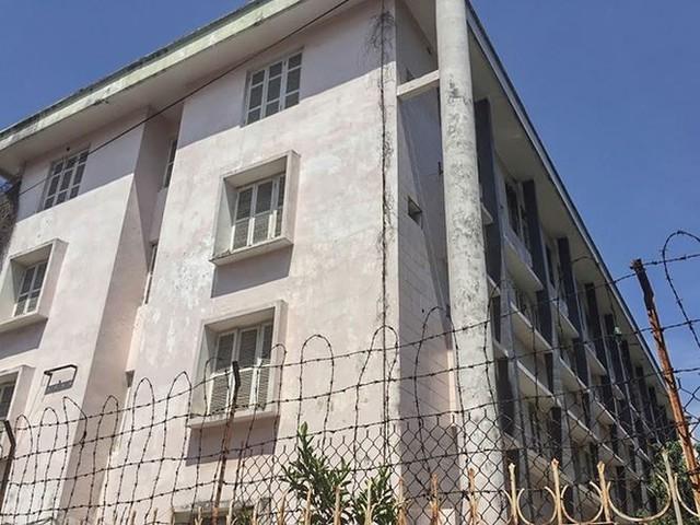 Bên trong khu đất trụ sở cũ của Thanh tra Chính phủ sắp thành cao ốc - Ảnh 9.