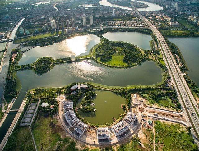 Đón sóng hạ tầng, nhà đất khu Nam Hà Nội sôi động - Ảnh 1.