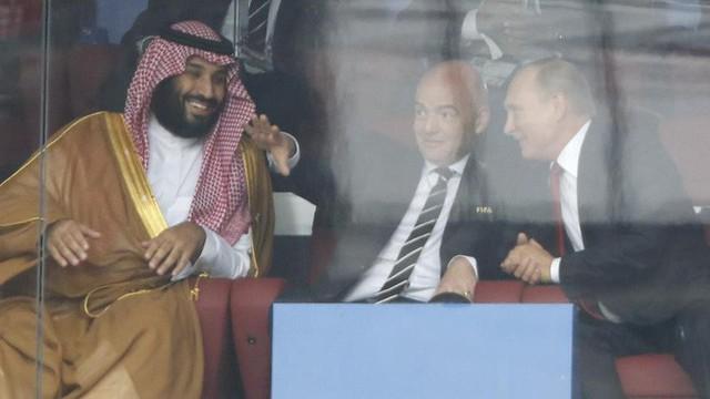 Ông Putin vẫn thắng đậm về ngoại giao, dù World Cup 2018 vắng bóng lãnh đạo phương Tây - Ảnh 1.