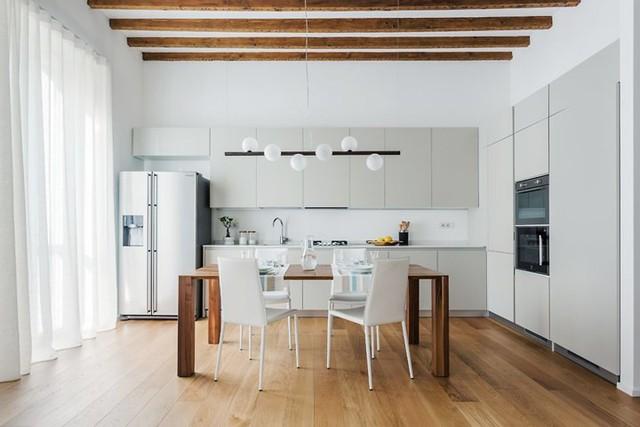 Thiết kế căn hộ cao tầng theo phong cách tiên tiến - Ảnh 5.