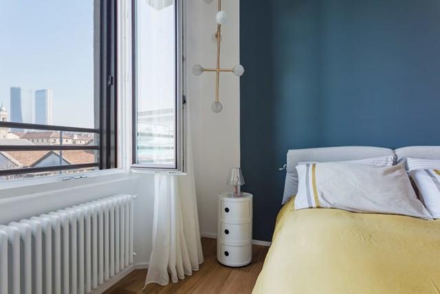 Thiết kế căn hộ cao tầng theo phong cách tiên tiến - Ảnh 7.