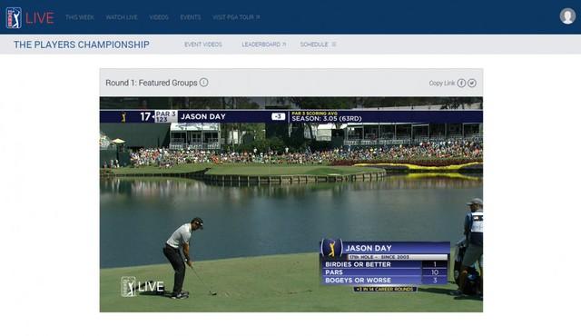 PGA Tour chính thức bắt tay với Facebook phát sóng các giải đấu golf - Ảnh 1.