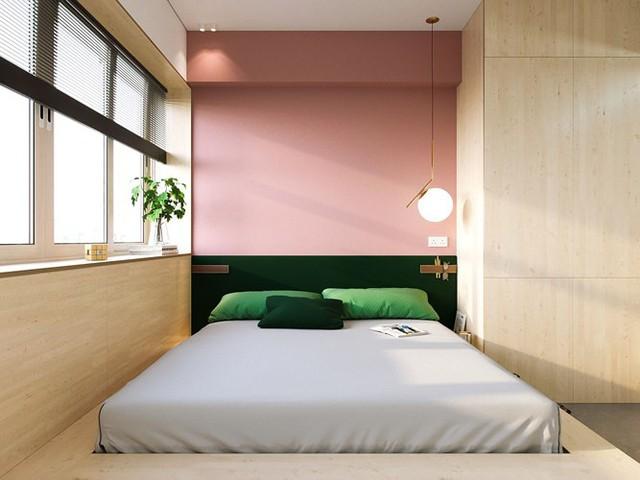 Căn hộ 23 m2 kiến trúc theo phong một vàih tối giản - Ảnh 4.