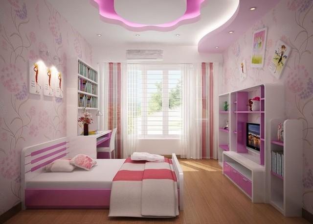 Những điều cần lưu ý khi thiết kế nội thất phòng ngủ trẻ em - Ảnh 3.