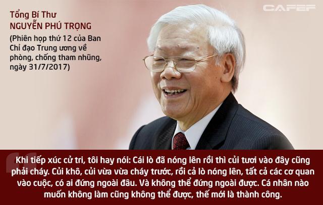 10 tuyên bố cứng rắn của lãnh đạo Đảng, Nhà nước với vấn nạn tham nhũng - Ảnh 1.