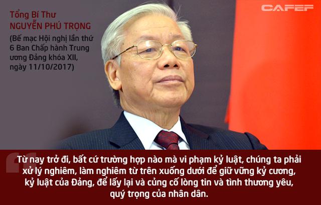 10 tuyên bố cứng rắn của lãnh đạo Đảng, Nhà nước với vấn nạn tham nhũng - Ảnh 2.