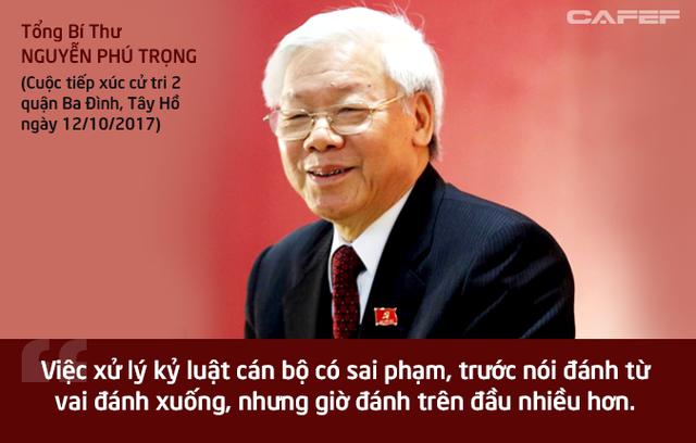 10 tuyên bố cứng rắn của lãnh đạo Đảng, Nhà nước với vấn nạn tham nhũng - Ảnh 3.