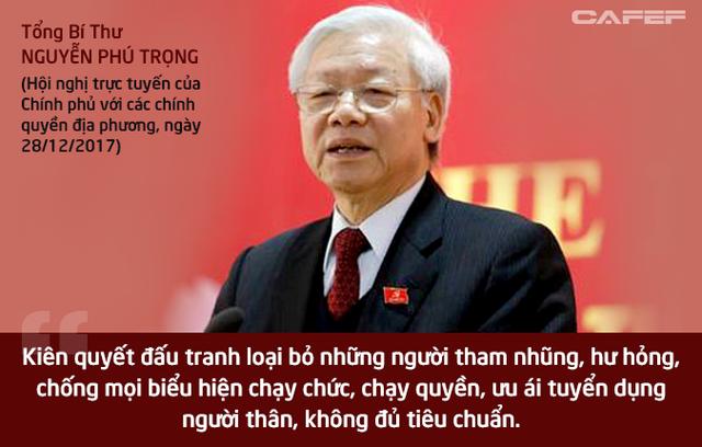 10 tuyên bố cứng rắn của lãnh đạo Đảng, Nhà nước với vấn nạn tham nhũng - Ảnh 4.